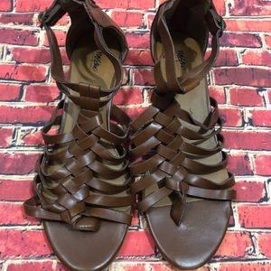 Mossimo Gladiator Sandals Size 8.5